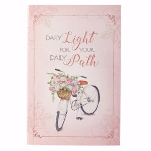 Words Of Faith Gift Book-Daily Light For Your Dail