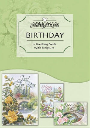 Card-Boxed-Birthday-Bridges (Box Of 12)