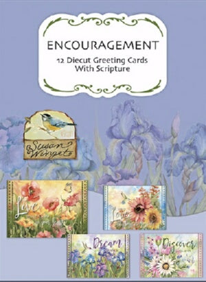 Card-Boxed-Encouragement-Nature's Grace (Box Of 12