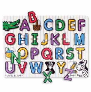 See Inside Alphabet (26 Pieces) (Ages 3+) Puzzle