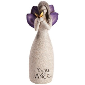 "Figurine-Angel Blessings-You're An Angel (5.25"" x"