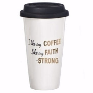 Thermal Mug-I Like My Coffee (11 Oz)