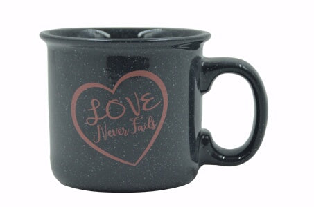 Mug-Love w/Heart (13 Oz) (May)