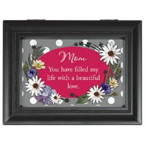 Music Box-Mom/...Love/Recordable (8 x 6)