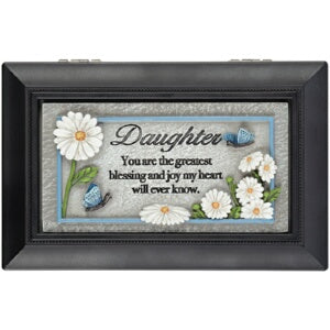 Music Box-Daughter/Everything Is Beautiful (6 x 4)