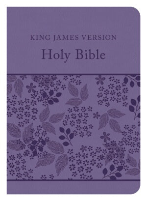 KJV Compact Gift & Award Bible Reference Edition-P