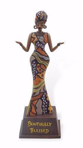 Figurine-Beautifully Blessed
