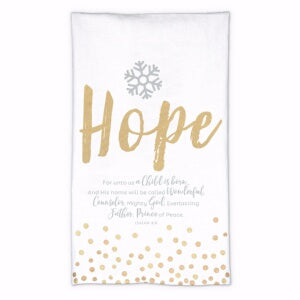 Towel-Season Of Joy: Hope (#12474)