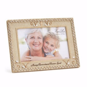 "Photo Frame-Legacy Of Love-Always Remembered (5""H"