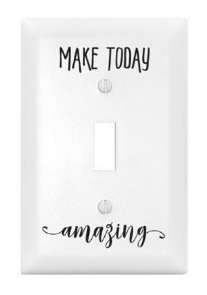 Light Switch Cover-Single-Make Today Amazing