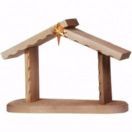 "Nativity-Creche Only (8.75"")"