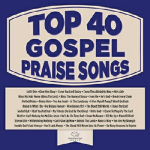 Audio CD-Top 50 Gospel Praise Songs (2 CD) (Aug)