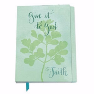 Erasable Pen Journal-Give It To God-Magnetic Closu