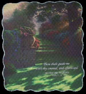 Quilt-Pathway To Paradise (Psa 73:24) (60 x 50)