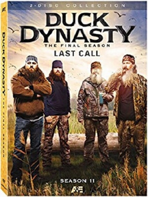 Duck Dynasty: The Final Season (11): Last Call DVD