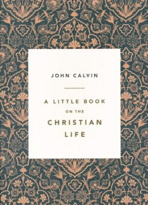 A Little Book On Christian Life-Damask Cover