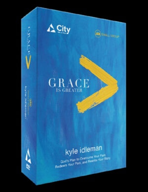 Grace Is Greater Series (Aug) DVD