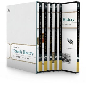 A Survey Of Church History  Parts 1-6 DVD