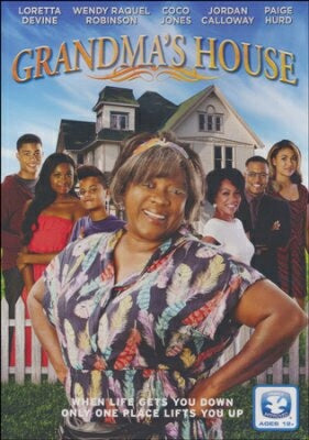 Grandma's House (2017) DVD
