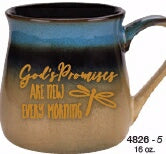 Mug-Reactive-God's Promises (16 Oz)
