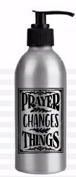 Soap Dispenser-Prayer Changes Things (8 Oz)
