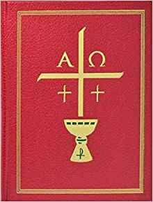 Excerpts From The Roman Missal (Chapel Edition)-Re