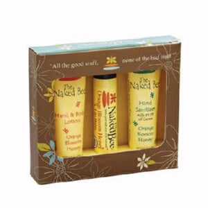 Orange Blossom Honey Mini Bee Kit (Pack Of 3)
