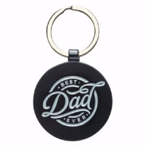 Best Dad Ever In Gift Tin Keyring