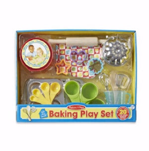 Pretend Play-Baking Play Set (20 Pieces) (Ages 3+)