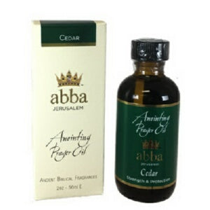 Anointing Oil- Cedar-2 oz