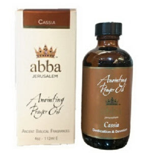 Anointing Oil-Cassia -4 oz