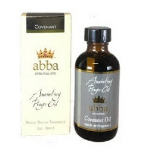 Anointing Oil-Covenant -2 oz