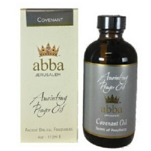 Anointing Oil-Covenant-4 oz
