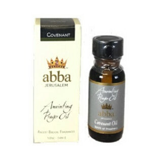 Anointing Oil-Covenant -1/2 oz