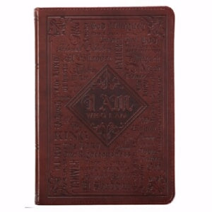 Journal Lux-Leather Flexcover Names of God