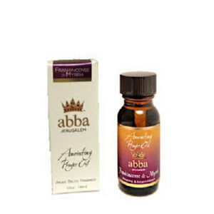 Anointing Oil-Frankincense & Myrrh -1/2 oz