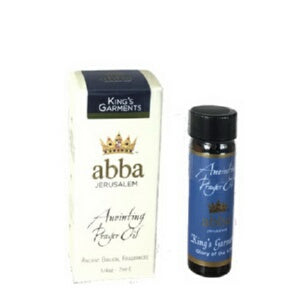 Anointing Oil- King's Garments-1/4 oz