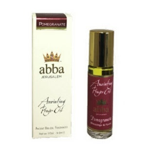 Anointing Oil-Pomegranate -1/3 oz