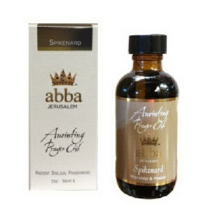 Anointing Oil-Spikenard -2 oz
