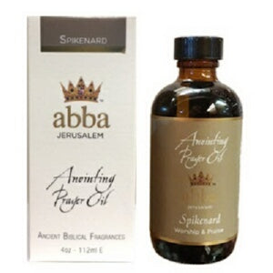 4 oz Spikenard Anointing Oil