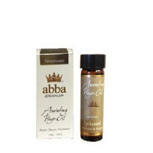 Anointing Oil-Spikenard -1/4 oz
