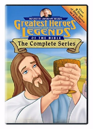Greatest Heroes & Legends: The Complete Series DVD