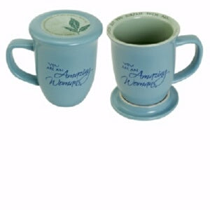Mug-Grace Outpoured-Amazing Woman-Blue/Green Inter