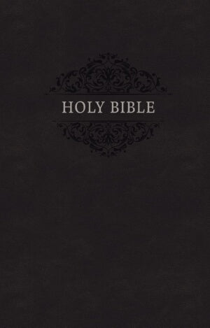PRE-ORDER: KJV Holy Bible Soft Touch Edition (Comfort Print)-