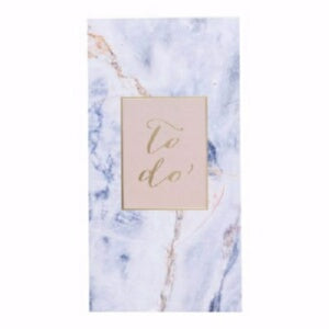 PRE-ORDER: Jumbo Memo Pad-To Do (Marbled) (Aug)