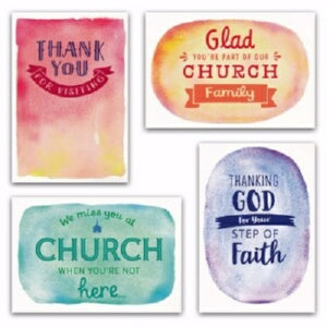 Card-Boxed-Church Needs/For Everyone (Box Of 12)