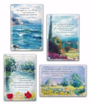 Card-Boxed-Encouragement-Charles Stanley (Box Of 1