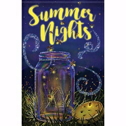 Flag-Garden-Glitter Trends-Summer Night Lights (12