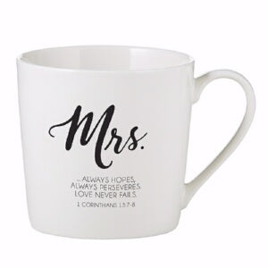 Mug-Cafe-Mrs. (14 Oz)