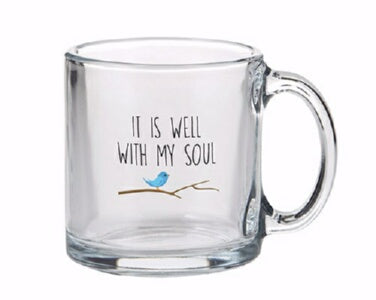 Mug-It Is Well With My Soul (13 Oz)